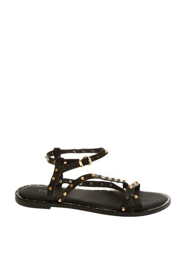 Inuovo Sandalet Siyah